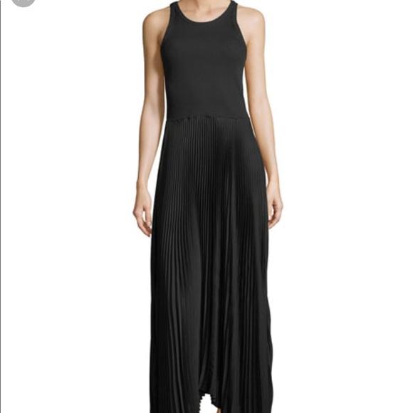 bed99ad43cba THEORY black racerback maxi dress. M_5b847dcb5bbb805fb37ebbba